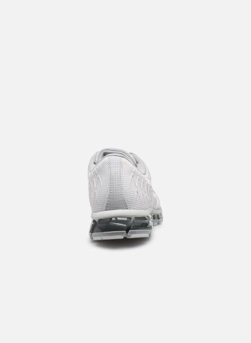 Zapatillas de deporte Asics Gel-Quantum 180 4 Gris vista lateral derecha
