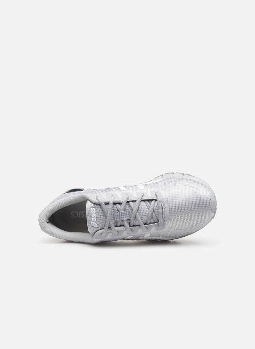 Zapatillas de deporte Asics Gel-Quantum 180 4 Gris vista lateral izquierda