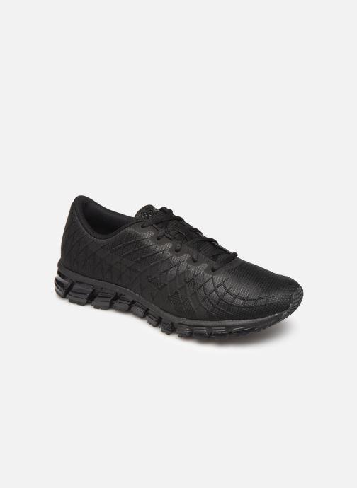Sportssko Asics Gel-Quantum 180 4 Sort detaljeret billede af skoene