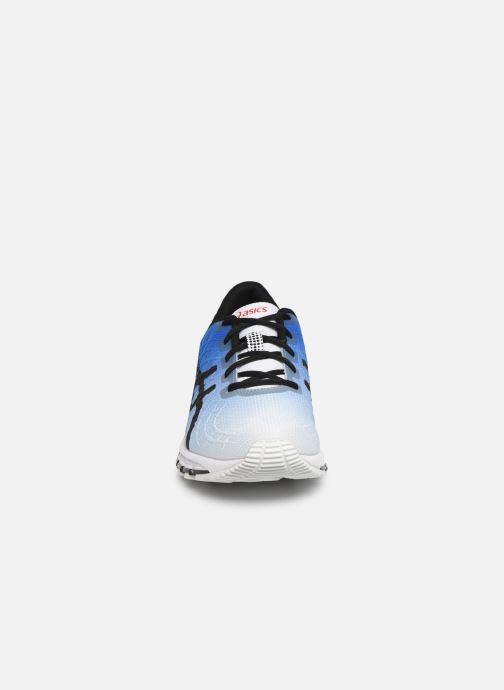 Chaussures de sport Asics Gel-Quantum 180 4 Bleu vue portées chaussures
