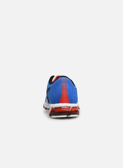 Zapatillas de deporte Asics Gel-Quantum 180 4 Azul vista lateral derecha