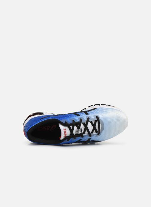 Chaussures de sport Asics Gel-Quantum 180 4 Bleu vue gauche
