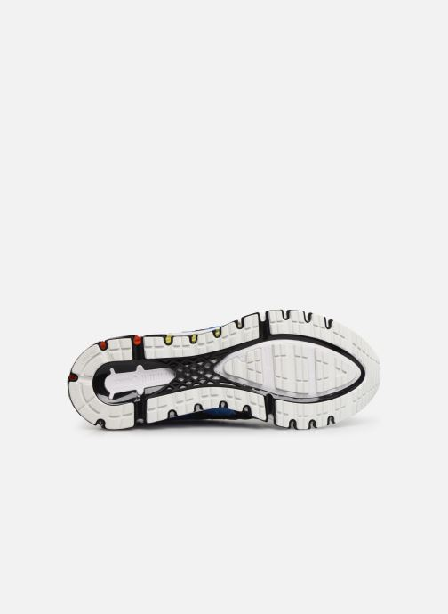 Chaussures de sport Asics Gel-Quantum 180 4 Bleu vue haut