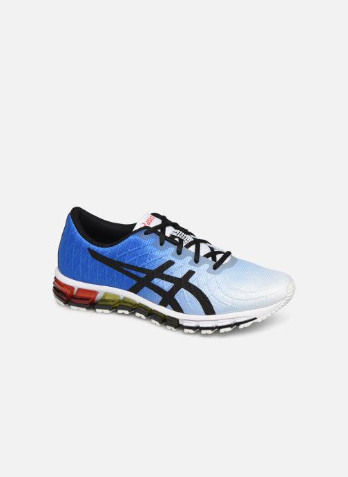 Chaussures de sport Asics Gel-Quantum 180 4 Bleu vue détail/paire
