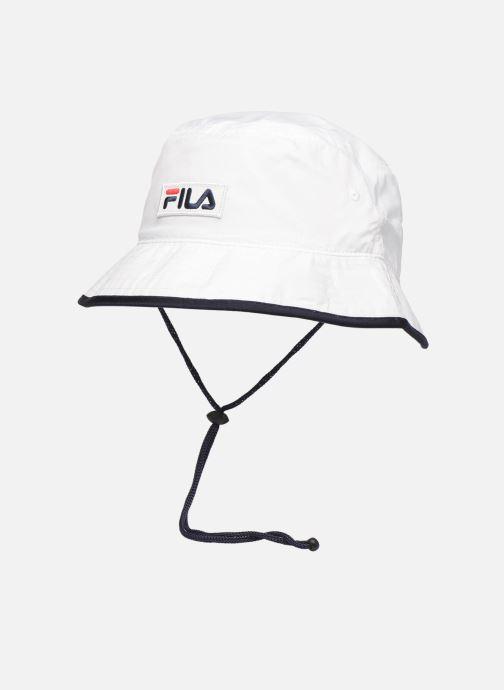 Chapeaux FILA BUCKET HAT FLEX FIT HIKE SAIL Blanc vue détail/paire