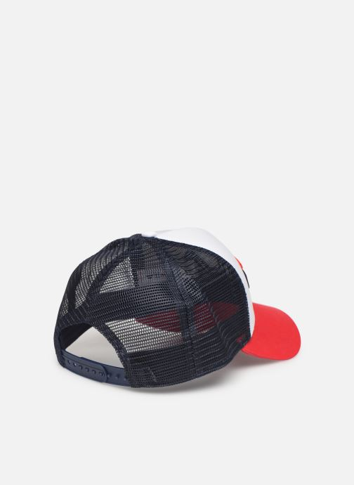 Pet FILA Trucker Cap Cnap Back Rood model