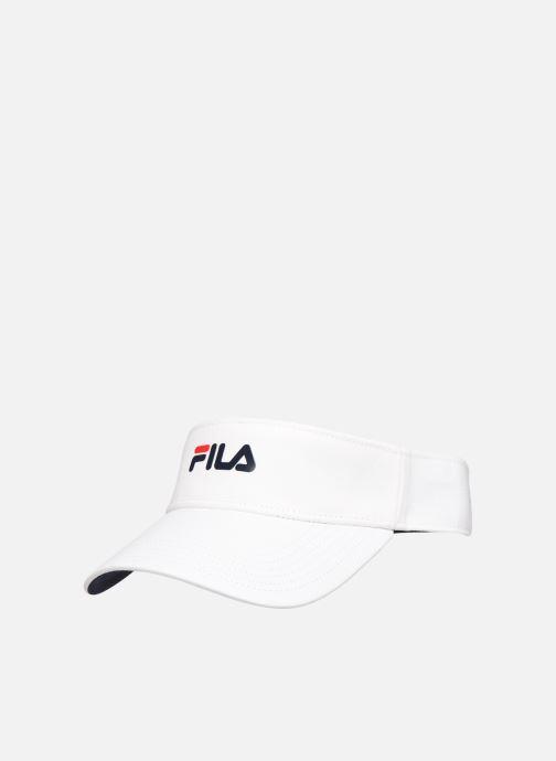 Casquettes FILA Visor Blanc vue détail/paire