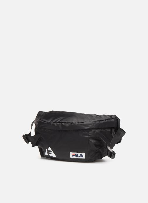 Kleine lederwaren FILA Waist Bag Göteborg Zwart model