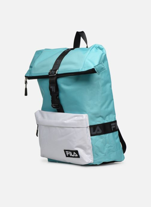 Rucksacks FILA Rolltop Backpack Örebro Blue model view