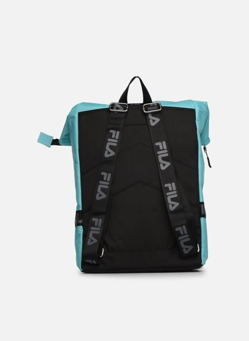 Rucksacks FILA Rolltop Backpack Örebro Blue front view