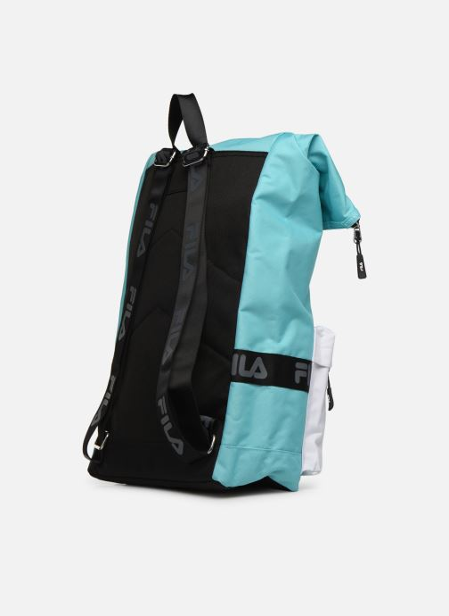 Rucksacks FILA Rolltop Backpack Örebro Blue view from the right