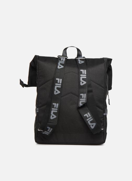 Zaini FILA Rolltop Backpack Örebro Nero immagine frontale