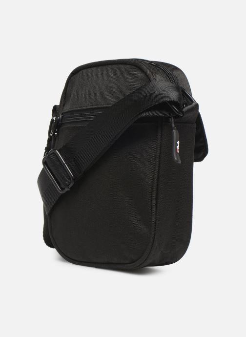Herentassen FILA Pusher Bag 2 Milan Zwart rechts