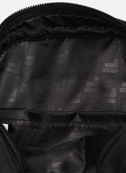 Sacs homme FILA Pusher Bag 2 Milan Noir vue derrière