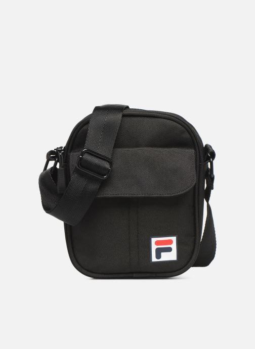 Herentassen FILA Pusher Bag 2 Milan Zwart detail