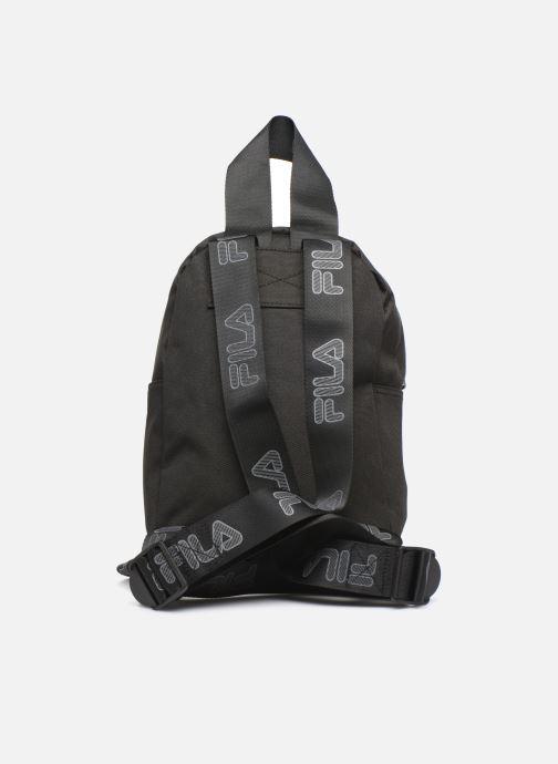 Sacs à dos FILA Mini Strap Backpack Varberg Noir vue face