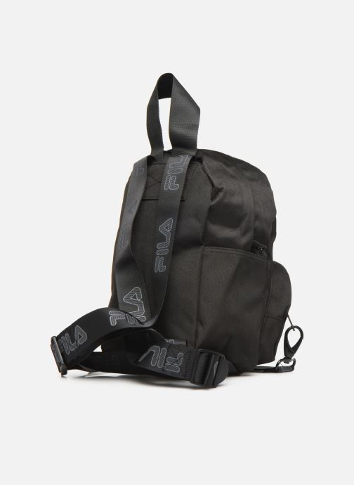 Sacs à dos FILA Mini Strap Backpack Varberg Noir vue droite