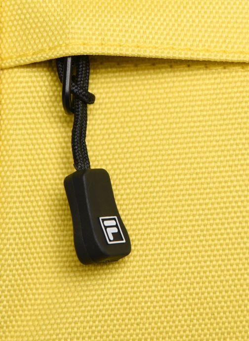 Sacs homme FILA New Pusher Bag Berlin Jaune vue gauche