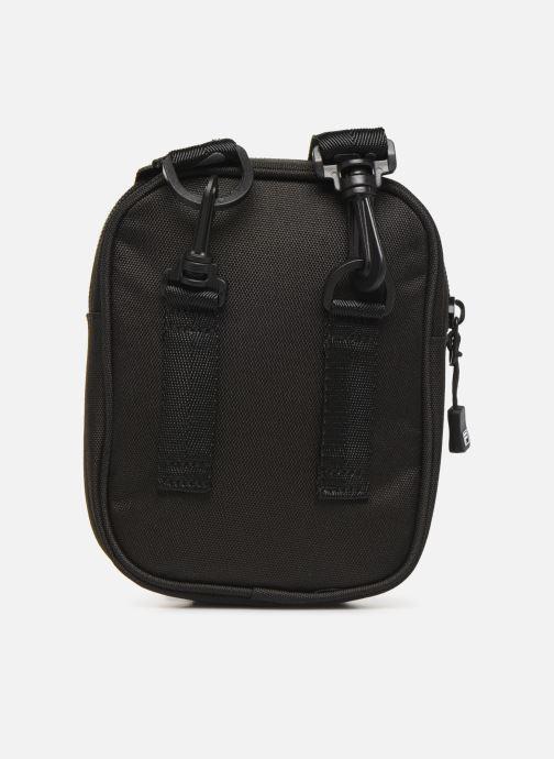 Bolsos de hombre FILA New Pusher Bag Berlin Negro vista de frente