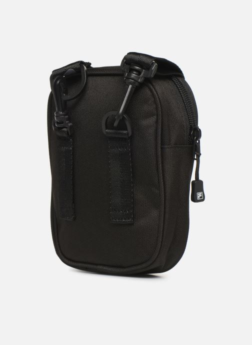 Sacs homme FILA New Pusher Bag Berlin Noir vue droite