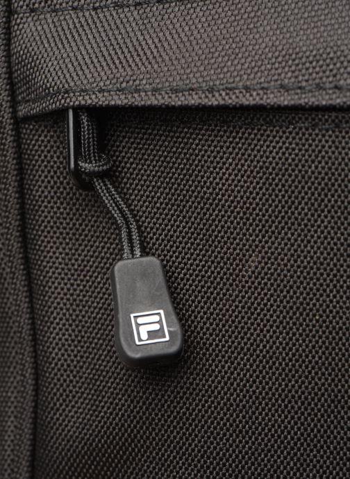 Sacs homme FILA New Pusher Bag Berlin Noir vue gauche