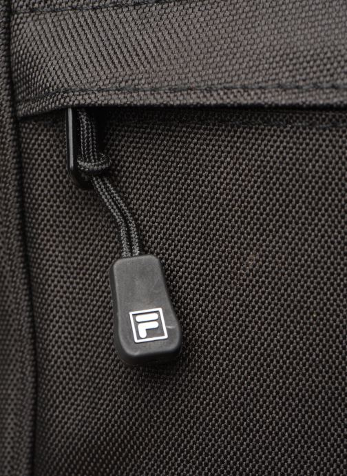 Bolsos de hombre FILA New Pusher Bag Berlin Negro vista lateral izquierda