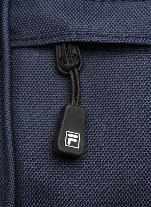 Bolsos de hombre FILA New Pusher Bag Berlin Azul vista lateral izquierda