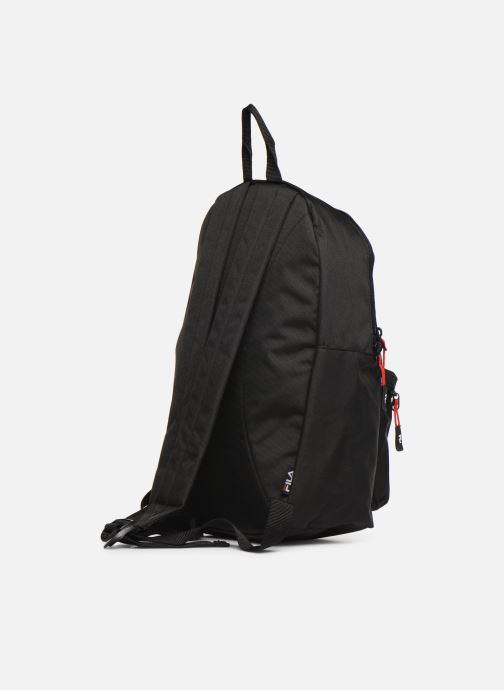 Mochilas FILA Backpack S'cool Negro vista lateral derecha