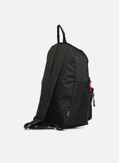 Mochilas FILA Backpack S'cool Negro vista lateral derecha