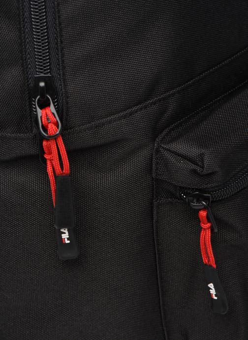 Mochilas FILA Backpack S'cool Negro vista lateral izquierda
