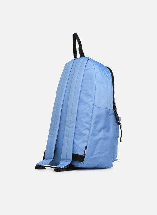 Mochilas FILA Backpack S'cool Azul vista lateral derecha