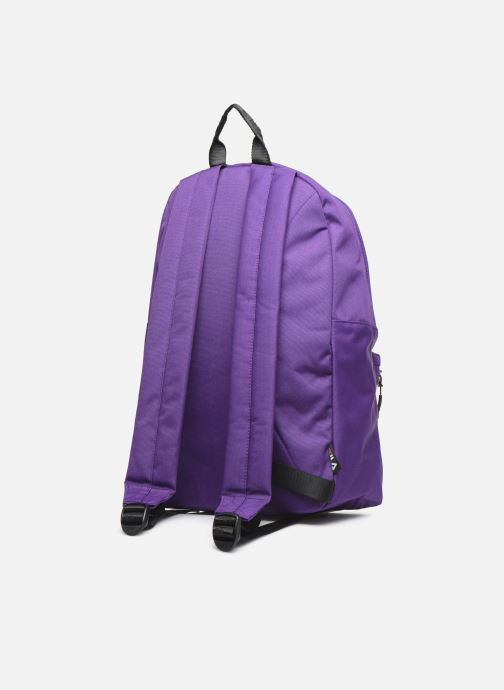 Mochilas FILA Backpack S'cool Violeta      vista lateral derecha