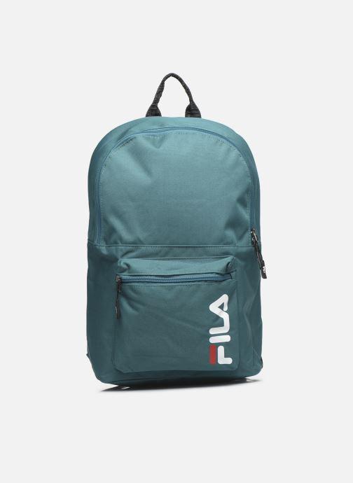 Sacs à dos FILA Backpack S'cool Vert vue détail/paire