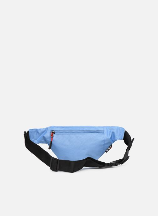Kleine lederwaren FILA Waist Bag Slim Blauw voorkant