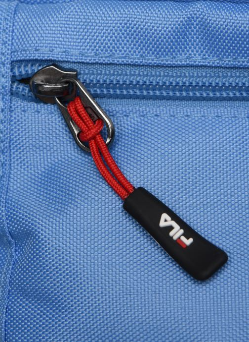 Kleine lederwaren FILA Waist Bag Slim Blauw links