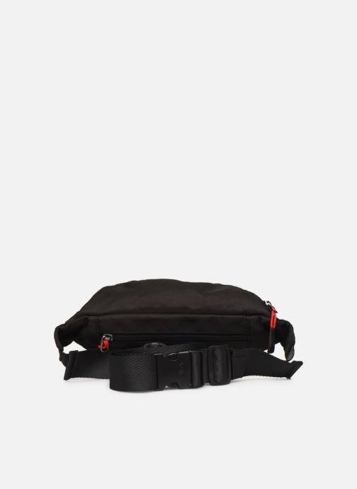 Marroquinería pequeña FILA Waist Bag Slim Negro vista de frente