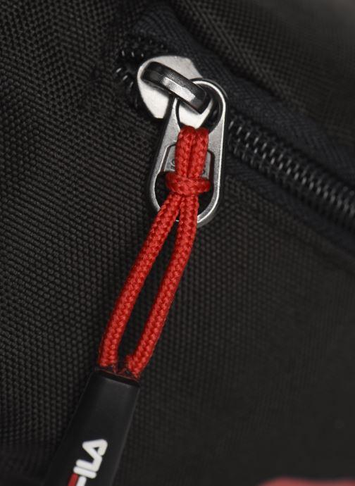 Marroquinería pequeña FILA Waist Bag Slim Negro vista lateral izquierda