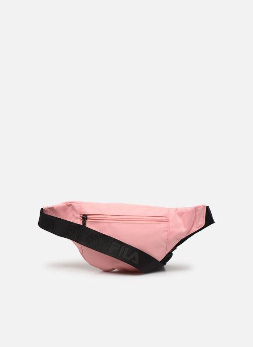 Marroquinería pequeña FILA Waist Bag Slim Rosa vista de frente