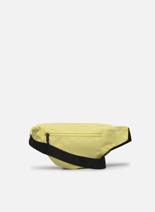 Handtaschen FILA Waist Bag Slim gelb ansicht von vorne