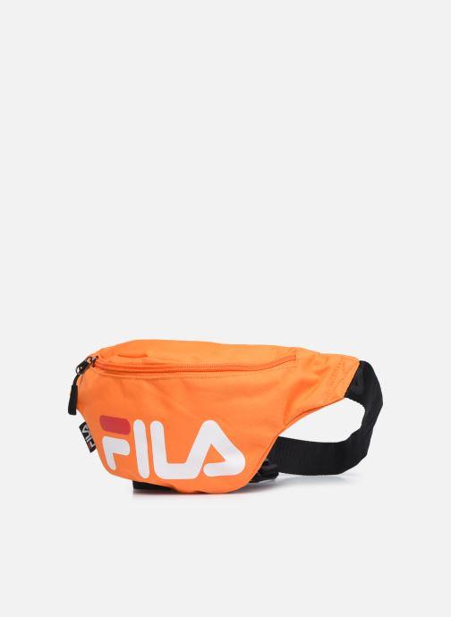 Sacs à main FILA Waist Bag Slim Orange vue portées chaussures