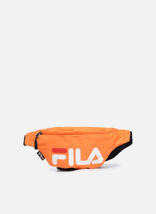 Bolsos de mano FILA Waist Bag Slim Naranja vista de detalle / par