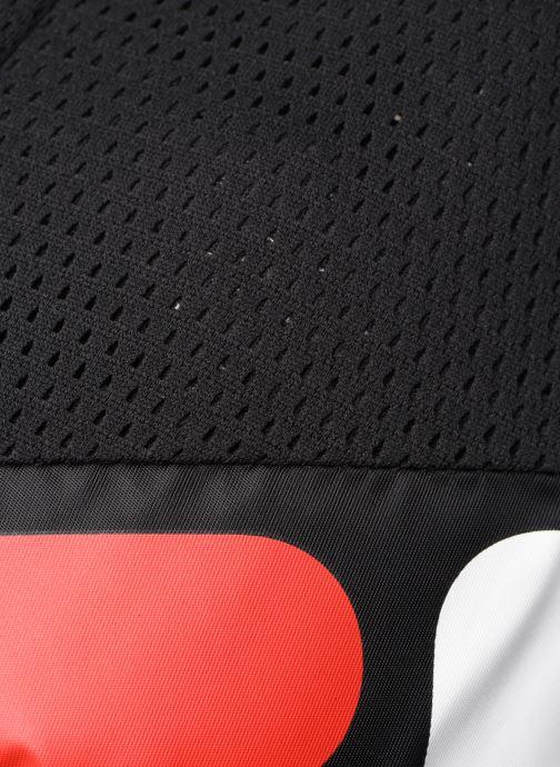 Sporttassen FILA Gym Sack Mesh Double Zwart links