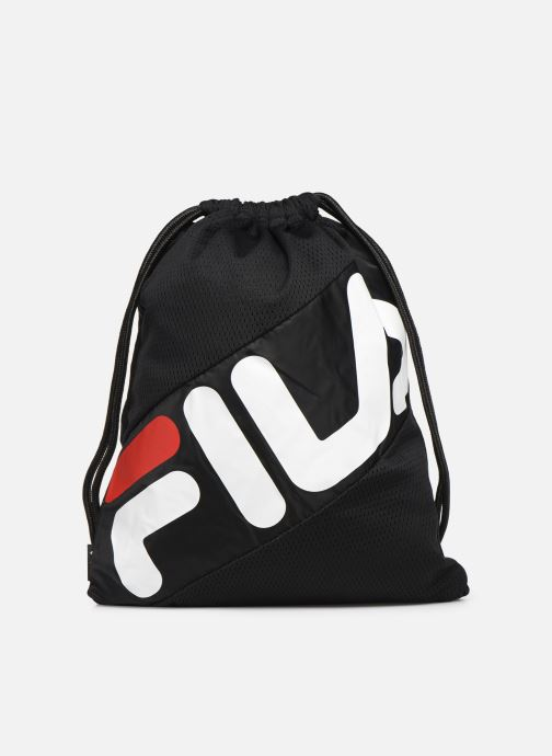 65fae59e31de2 Sporttaschen FILA Gym Sack Mesh Double schwarz detaillierte ansicht modell