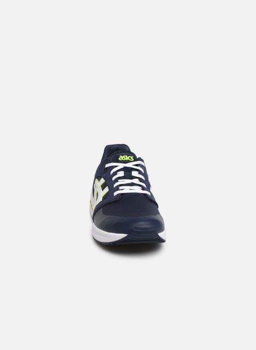 Sneakers Asics Gelsaga Sou Nero modello indossato