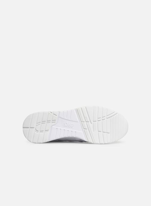 Trainers Asics Gelsaga Sou White view from above