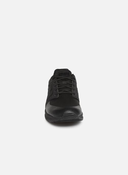 Baskets Asics Gelsaga Sou Noir vue portées chaussures
