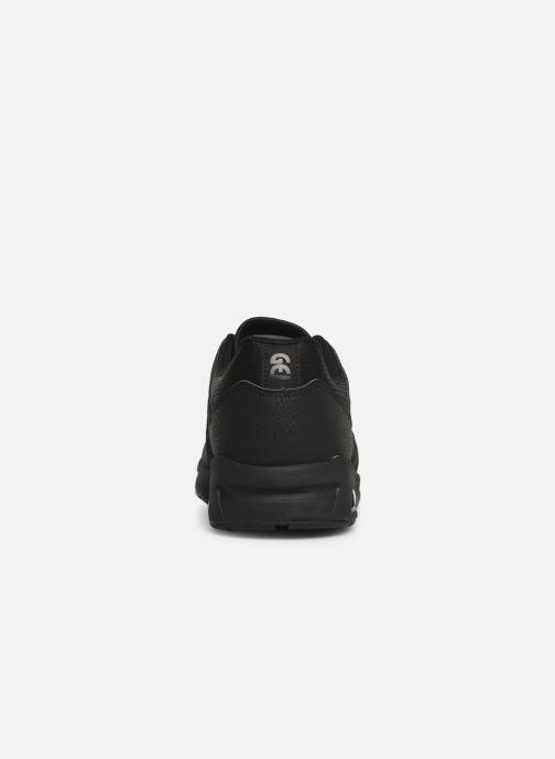 Sneaker Asics Gelsaga Sou schwarz ansicht von rechts