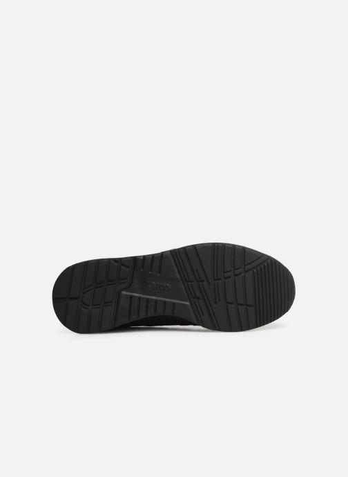 Sneaker Asics Gelsaga Sou schwarz ansicht von oben