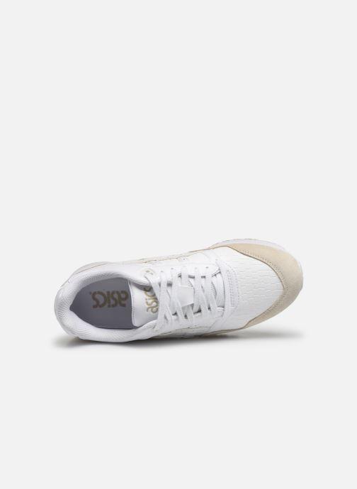 Baskets Asics Gelsaga Blanc vue gauche