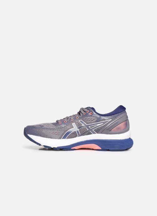 Chaussures de sport Asics Gel-Nimbus 21 Violet vue face